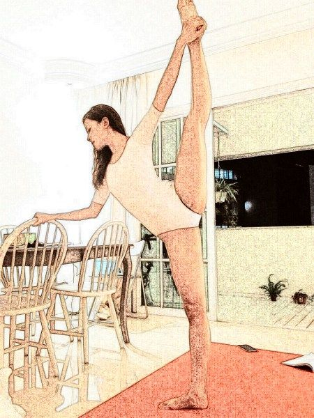 Stretching for adults