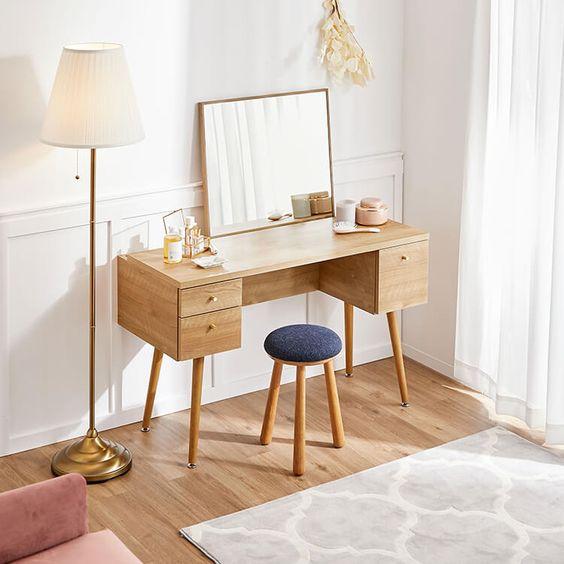 ロウヤ、ニトリ、IKEAのおすすめドレッサーテーブル10選!ロータイプや小型収納も