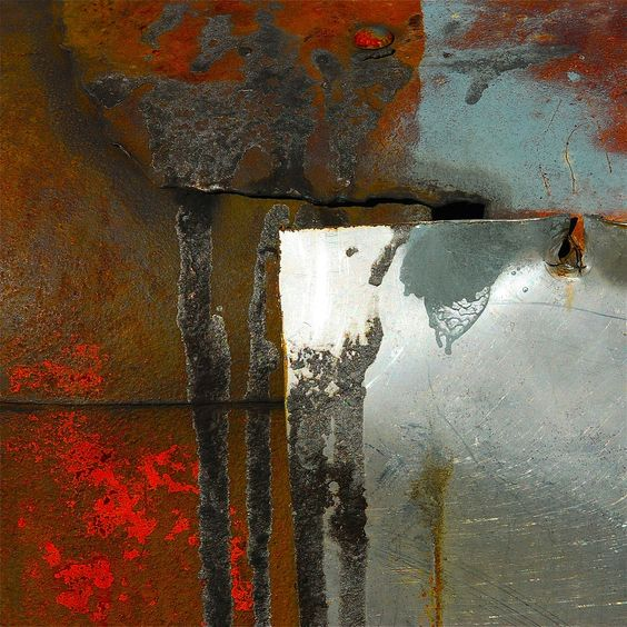 RUST COLORED ABSTRACT ART - Google Search