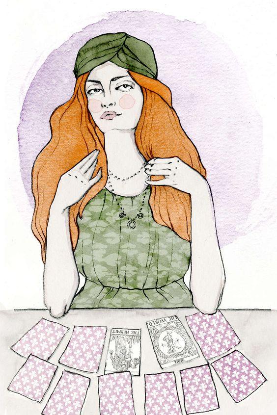 Lassen Sie sich von uns die Tarot-Karten legen! Viel Spaß bei unserem Tagestarot…