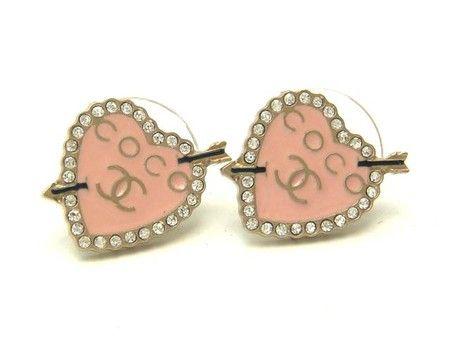 Coco Chanel earings :-)