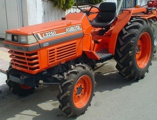 Kubota L2250 L2550 L2850 L3250 Tractor Operator Manual Download Service Manuals Club Kubota Tractors Repair Manuals
