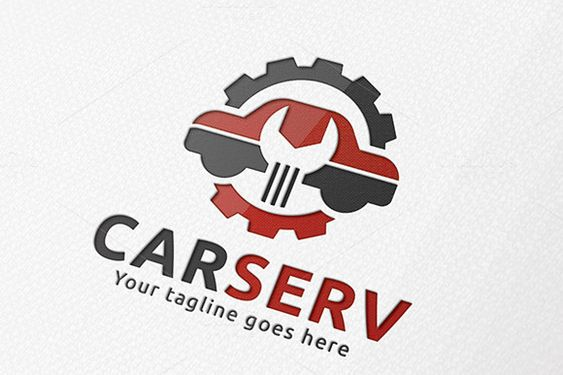 matco tools logo vector. car service logo by wheeliemonkey on creative market | idea pinterest logos, and medium matco tools vector