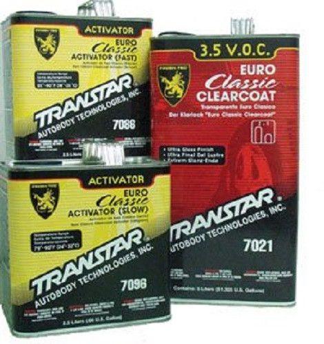 Clear Coat Transtar 7021