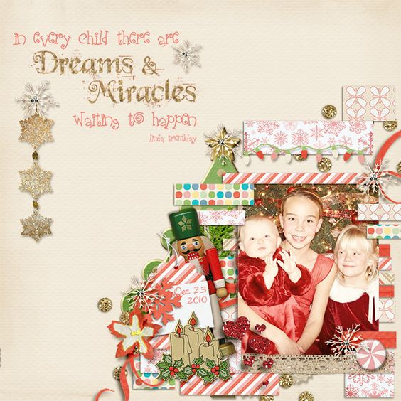 Holiday Dreams by Alissa Jones   http://shop.scrapmatters.com/product.php?productid=12709=0=1