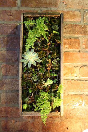 How to make a vertical garden design happens for the for How to make a vertical garden frame