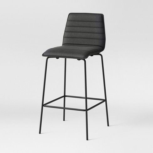 Salk Modern Quilted 29 625 Barstool Project 62 Target