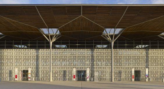 Gallery of Casa-Port Railway Station / AREP - 21