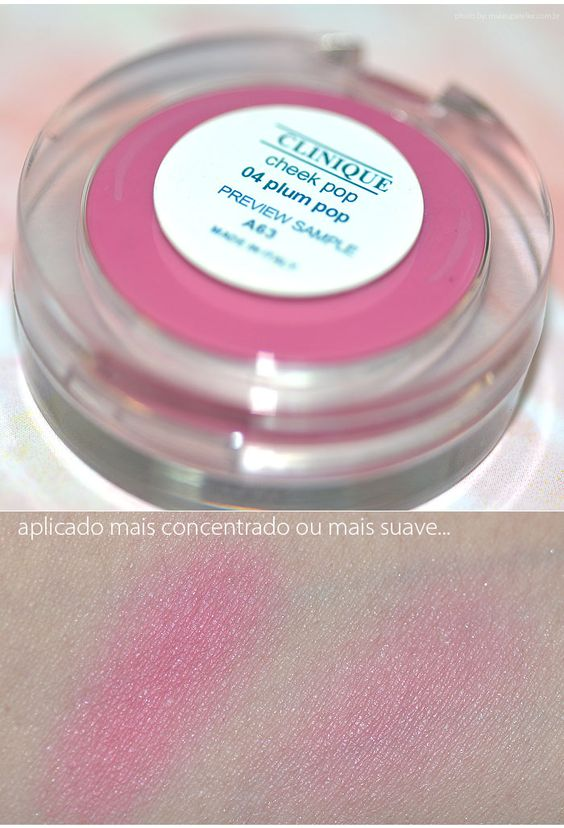 Blush Cheek Pop da Clinique