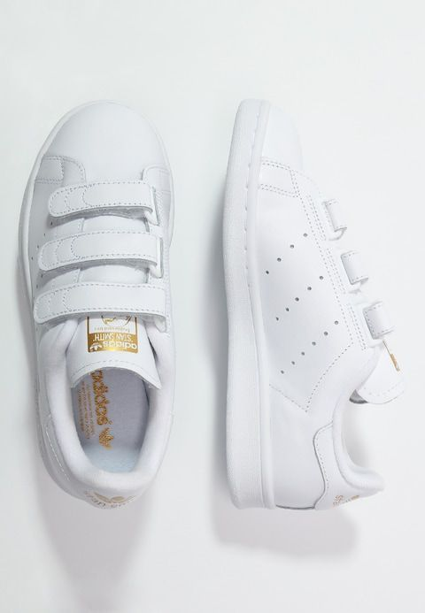 STAN SMITH LACE FREE SHOES Sneakers laag footwear white