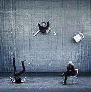 MIDNIGHT, Performance von Lynsey Peisinger und Tilman Hecker, im RADIALSYSTEM V, Berlin