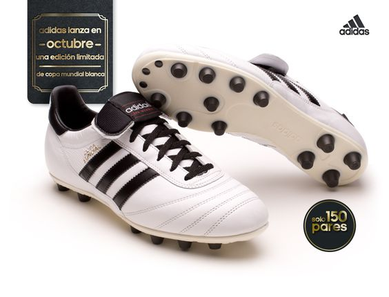 Zapato Futbol Adidas Copa Mundial