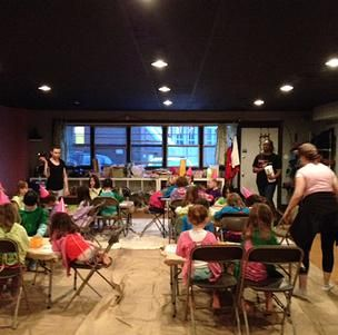 Kreative Craft Party