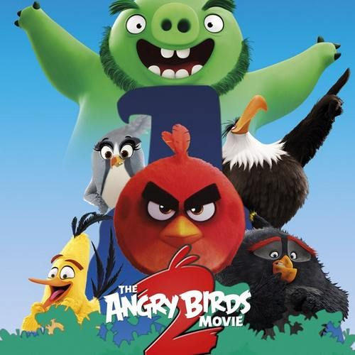 Original Soundtrack Ost From A 3d Computer Animated Action Comedy Film The Angry Birds Movie 2 2019 The Film Mus Angry Birds Movie Angry Birds Full Movies