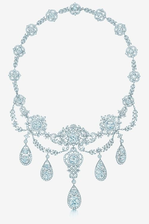 Tiffany, c. 1900. | ♥ something blue ♥)