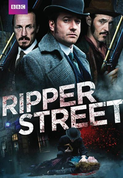 Yayy series 3 starts soon!!!   Ripper Street is a BBC TV series set in Whitechapel in London's East End in 1889, six months after the infamous Jack the Ripper murders.