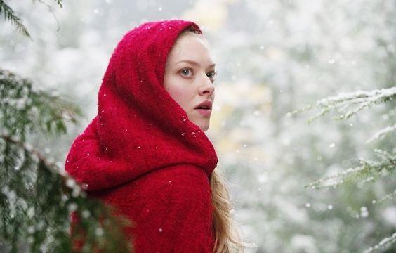 garota da capa vermelha