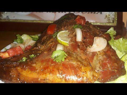 الشواء في الفرن بدون ألمنيوم ولا ورق طهي ولا كيس اللحم المشوي Youtube Food Cuisine Beef
