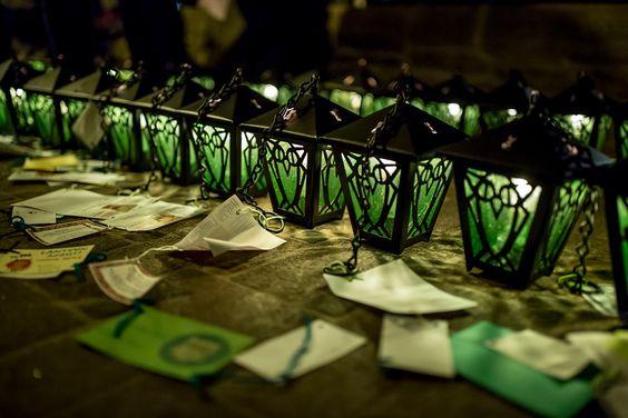 Lantern Night - Photos from Bryn Mawr College