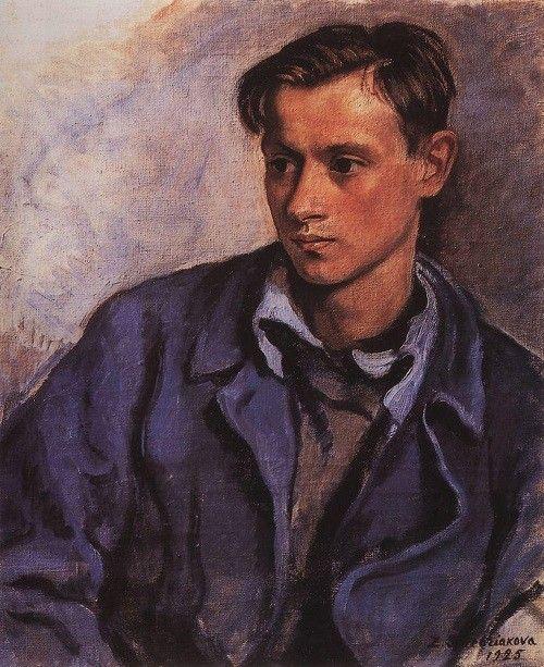 Александр Борисович Серебряков (Alexander Serebryakoff, 1907-1994).