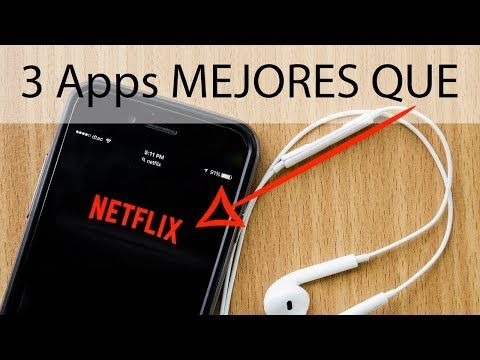 Instalar Apps Como Netflix Gratis Sin Limite Sin Pagar