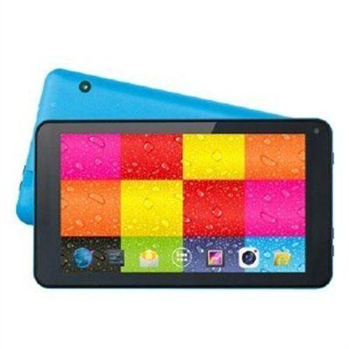 "Supersonic SC-5407 4 GB Tablet - 7"" - Wireless LAN - Allwinner Cortex, Grey #SC-5407BLU"