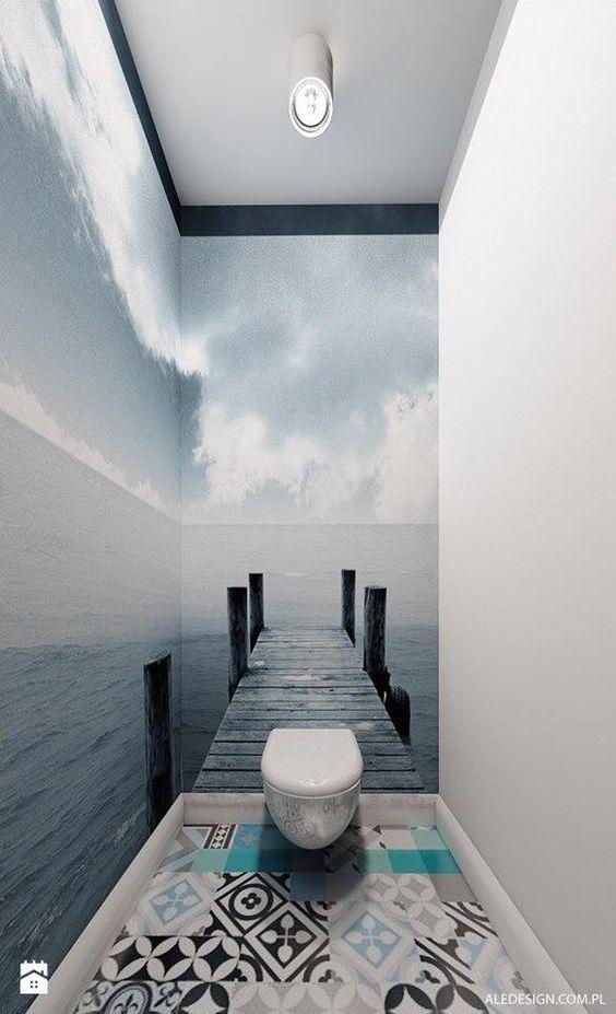 Inspiring Small Bathroom Ideas Ide Kamar Mandi Desain Toilet Kamar Mandi Bawah