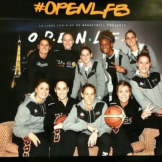 New season , new team , new goal !!! Let's goooooo! #openlfb #tangobourgesbasket