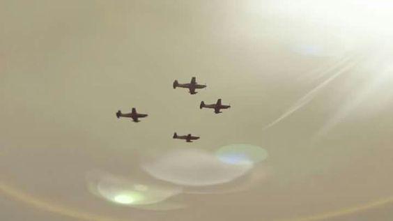 formación de vuelo