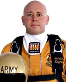 Army SSG. Eric S. Holman, 39, of Evans City, Pennsylvania. Died August 15, 2012, serving during Operation Enduring Freedom. Assigned to 192nd Ordnance Battalion, 52nd Ordnance Group, 20th Support Command, Fort Bragg, North Carolina. Died in Ghazni Province, Afghanistan, of wounds suffered when he encountered an enemy improvised explosive device.  SSG. Holman was formerly a member of the U.S. Army Golden Knights Parachute Team.
