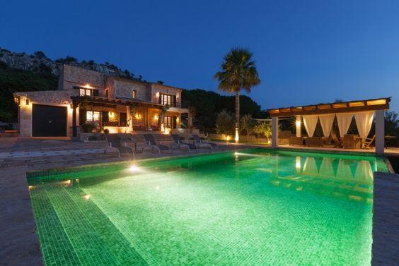 Villa Son Simo, Alcudia, Mallorca