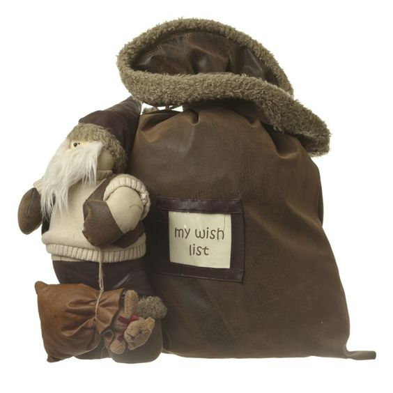 Santa sack Dimensions: 55x78cm Product Code: lt006a  £25.50