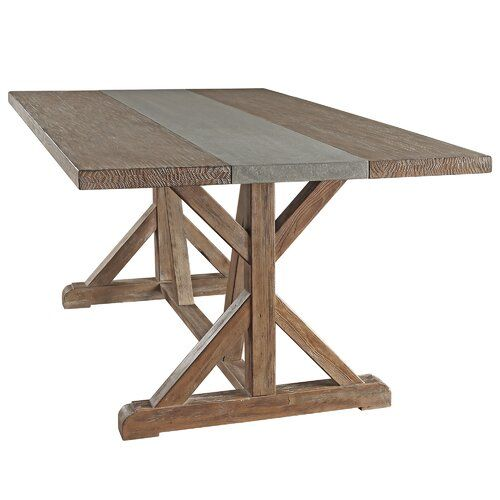 Oshea Dining Table Concrete Top Dining Table Dining Table