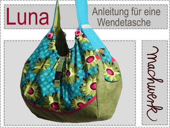 German Pattern: eBook: Luna -DaWanda