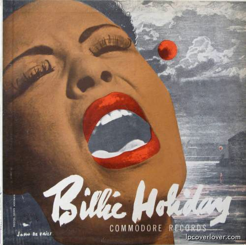 Billie Holiday /// Commodore Records