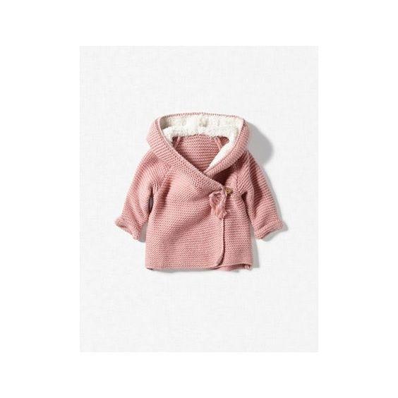 (1) Jacket with sheepskin hood. | Bebe | Pinterest via Polyvore