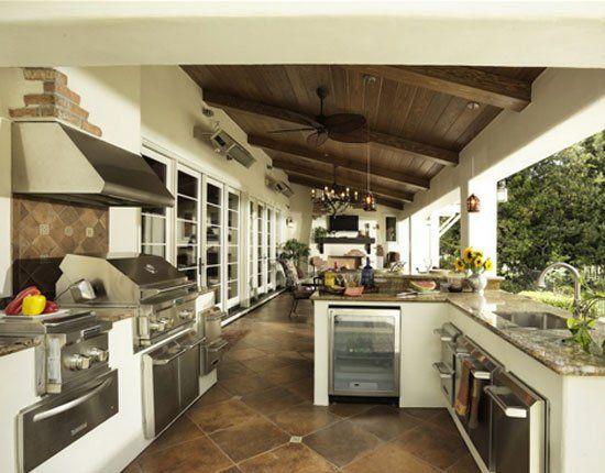 12 Best Outdoor Kitchens Images On Pinterest  Outdoor Kitchen Fascinating Best Outdoor Kitchen Designs Inspiration Design