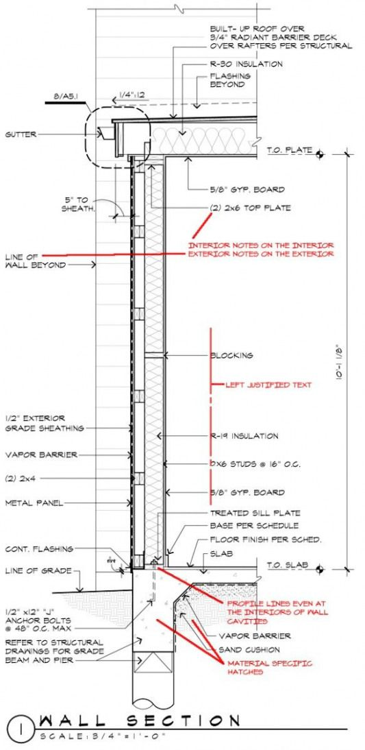 Pin By Daniel Englund On Arch Presentation Ideas Architectural Section Architecture Drawing Construction Drawings