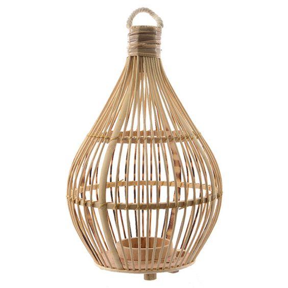Bamboo lantern | Garden Furniture | Accessories