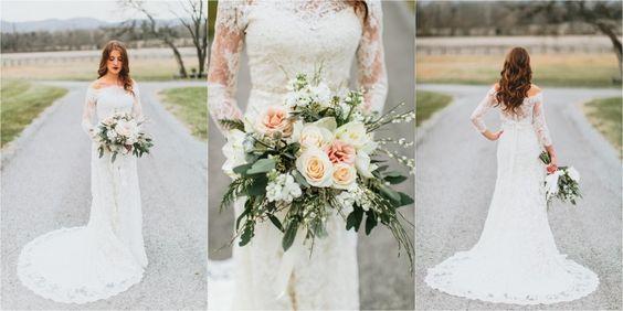Wedding dress Megan
