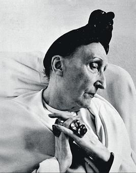 Edith Sitwell by Cecil Beaton 1962
