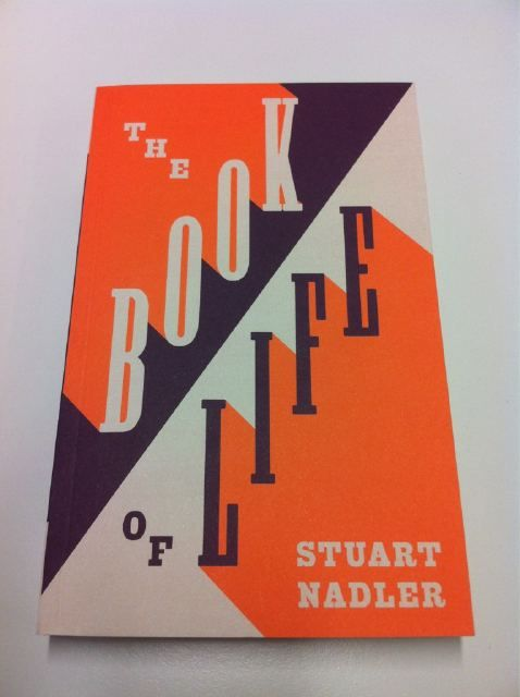 We loved our own BOOK OF LIFE cover but this one from Picador UK is also a stunner. Go, Stuart Nadler!