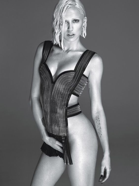 Miley Cyrus by Mert & Marcus