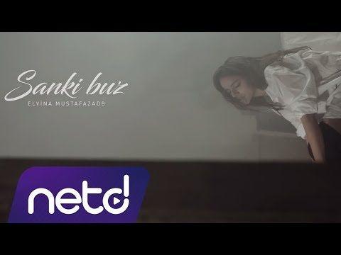 Elvina Mustafazadeh Feat Mc Murad Sanki Buz Youtube Muzik Artist Musica