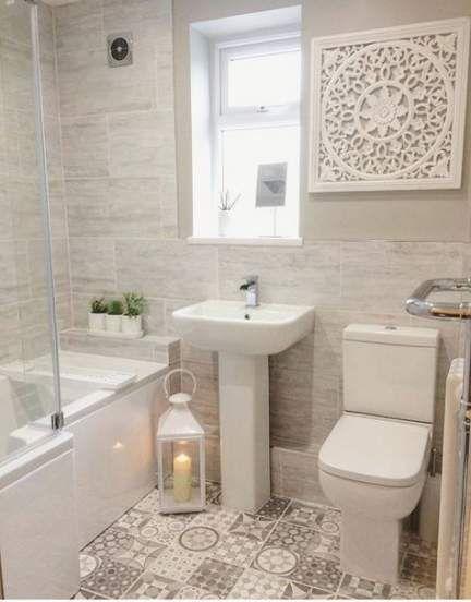 New Bath Room Inspiration Neutral Home