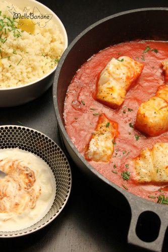 Tajine de poisson blanc au safran façon Jamie Oliver