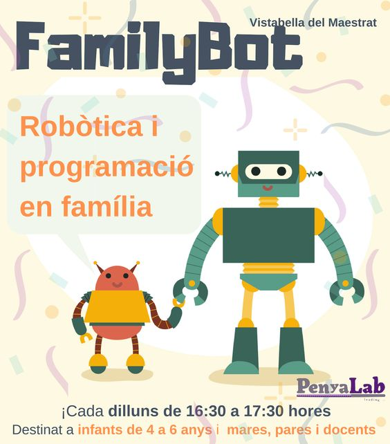 Idees activitats FamilyBot