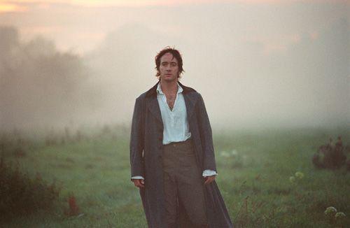 Matthew Macfadyen as Mr Darcy, Pride and prejudice (2005)