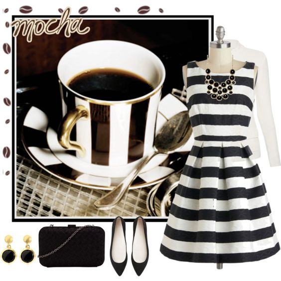 """coffee"" by divacrafts on Polyvore"