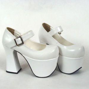 Nana Demonia high heel platforms made to order. £50